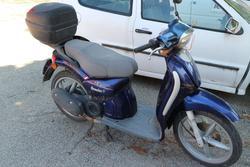 Scooter Aprilia - Lotto 8 (Asta 2074)