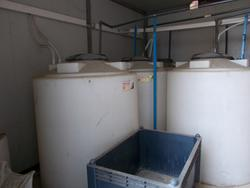 Container for chemicals - Lot 2 (Auction 2090)