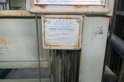 Ponti sviluppabili F.lli Ferretti e arredi - Lotto  (Asta 2093)