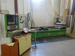 Biesse machining center - Lot 11 (Auction 2094)