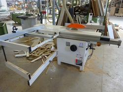 Paolini circular saw  - Lot 13 (Auction 2094)