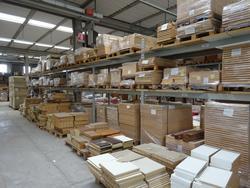 Rulliere motorizzate e magazzino prodotti finiti e semilavorati - Asta 2095