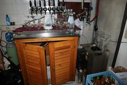 Spillatrice Partesa e attrezzature bar - Lotto 1 (Asta 2096)