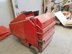 Cistern and generator  - Lot 160 (Auction 2098)