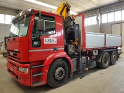 Iveco Magirus Truck - Lot 203 (Auction 2098)