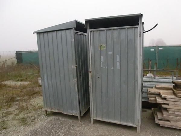 Lotto Container e bagni da cantiere