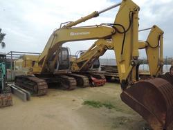 Fiat Hitachi excavator and JCB mini excavator - Lote  (Subasta 2100)