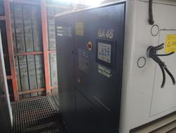 Atlas Copco GA45 Air Compressor - Lot 12 (Auction 2102)