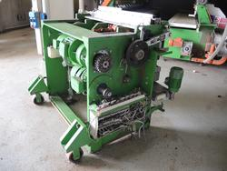 Niccolai Trafile Ricciarelli SF 1000 Trimming Machine - Lot 42 (Auction 2102)