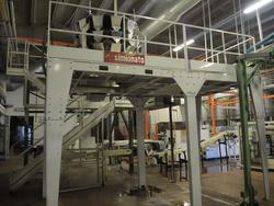 Simionato MTS EDY Weighing System - Lot 49 (Auction 2102)