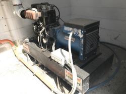 Generatore di corrente a carburante Eurogen - Lotto 83 (Asta 2102)