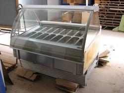 Vetrina frigo per gelati Frigomeccanica - Lotto 1 (Asta 2112)
