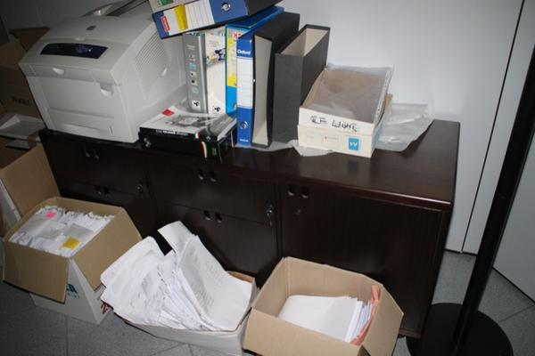 Immagine n. 56 - 6#2113 Arredi ufficio