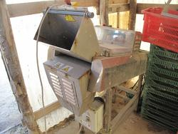 Equipment for processing fish products - Lot 2 (Auction 2118)