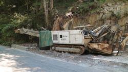 Schaeff tunnel excavator ITC 120 - Lot 1 (Auction 2123)