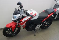 Honda Motorcycle - Lot 13 (Auction 2126)