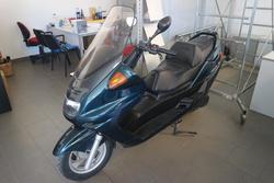 Yamaha Motorcycle - Lot 18 (Auction 2126)