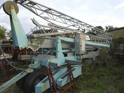 Cattaneo CM71 Self erecting Crane - Lot 4 (Auction 2127)