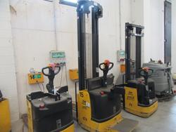 OM CTX lift truck - Lot 1 (Auction 2129)