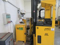 OM Siro C lift truck - Lot 7 (Auction 2129)