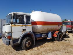 Autocisterna gas Fiat Iveco - Lotto 3 (Asta 2131)