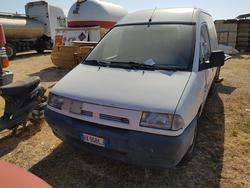 Fiat Scudo truck - Lot 8 (Auction 2131)