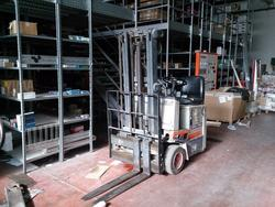 OM lift trucks and pallet trucks - Lot 1 (Auction 21320)