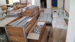 Materials for solar panel production - Lot 11 (Auction 2140)
