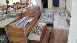 Materiale per la produzione di pannelli solari - Lotto 11 (Asta 2140)