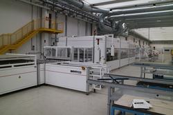 Turnkey module Manufacturing line 50MW SCHMID - Lot  (Auction 21400)
