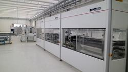 Complete module manufacturing line SCHMID 50 MW - Lot 1 (Auction 21400)