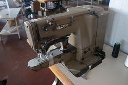 Rimoldi Necchi and Juki Cut Sew Machines and Pocket Creaser Maica - Auction 2143
