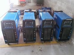 Miller XMS 403 and XMT 425 Welding Machines - Lot 2 (Auction 2147)
