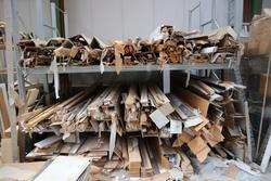 Wooden rods - Lot 17 (Auction 2150)