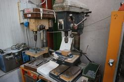 Workshop equipment - Lot 4 (Auction 2150)