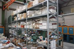 Shelving and work desks - Lot 5 (Auction 2150)