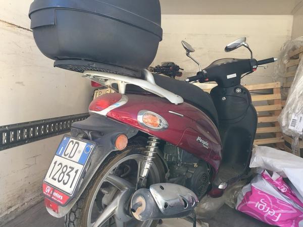 Lot Kwang Yang Motor 150cc Motorcycle
