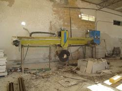 Marble processing machinery - Lot  (Auction 2157)