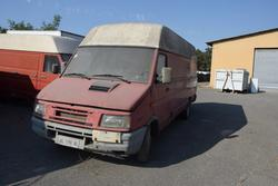 Iveco Turbo Daily van - Lot 19 (Auction 2162)
