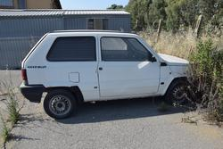 Fiat Panda truck - Lot 2 (Auction 2162)