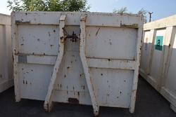 Garbage can - Lot 22 (Auction 2162)