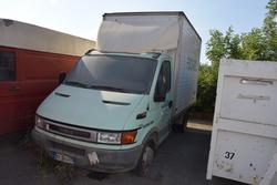 Furgone cabinato Iveco - Lotto 24 (Asta 2162)