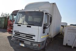 Iveco Eurocargo tilted with shingle - Lot 31 (Auction 2162)