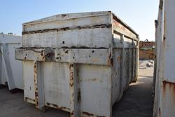 Garbage can - Lot 54 (Auction 2162)