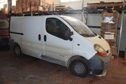 Renault Traffic van - Lot 63 (Auction 2162)