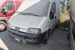 Furgone Peugeot - Lotto 7 (Asta 2162)