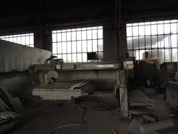 Gregori Sambar 3500 Bridge Sawing Machine - Lot 12 (Auction 2166)
