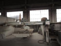 Gregori Sambar 3500 Bridge Sawing Machine - Lot 13 (Auction 2166)