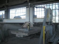 GMM Tecna 36A Bridge Sawing Machine - Lot 14 (Auction 2166)