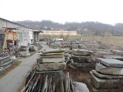 Lastre e Blocchi Marmo e Graniti - Lotto 44 (Asta 2166)